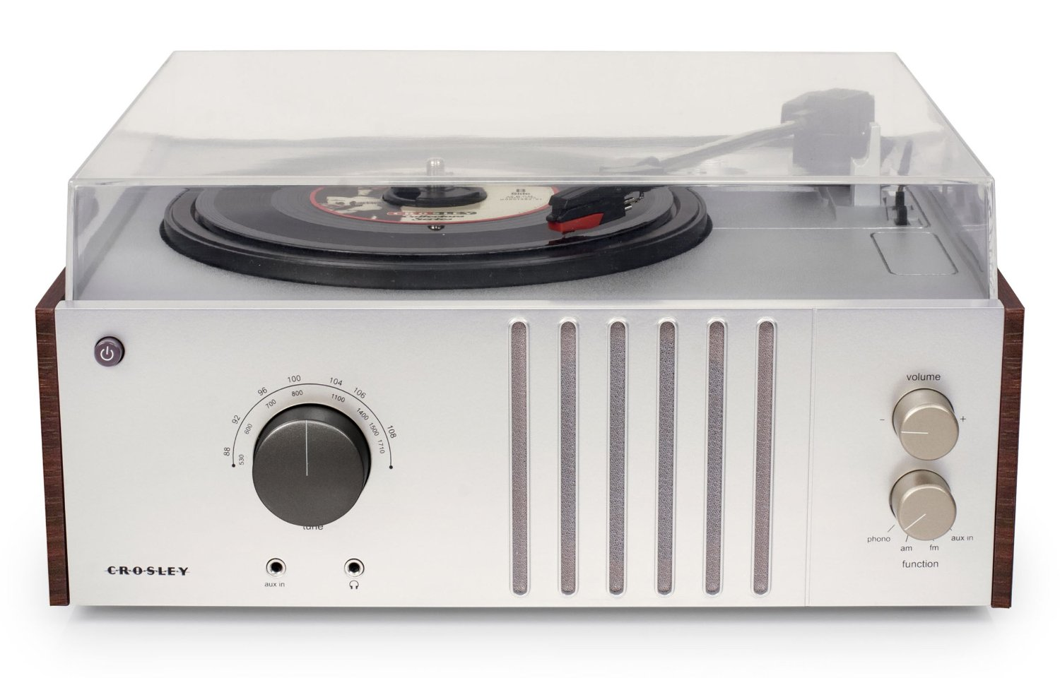 CR6017A-MA Player 3-Speed Turntable